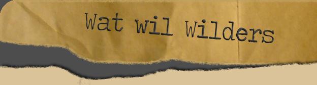 Citaten Van Politici : Watwilwilders